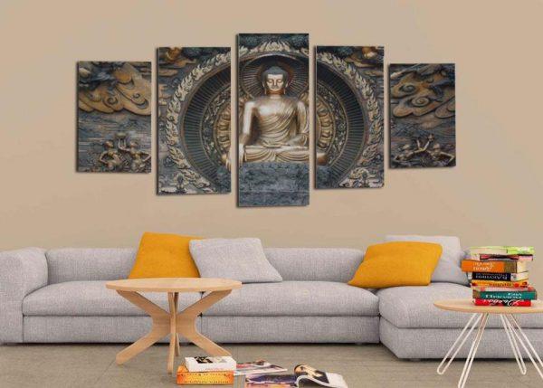 Tranh Canvas Phật giáo