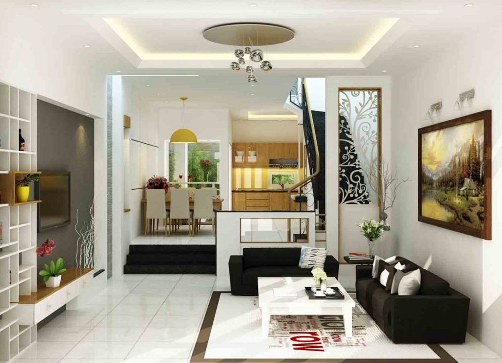 50+ Ý tưởng trang trí phong khách nhỏ chỉ từ 10m2 - 30 m2 - YeuTranh.vn