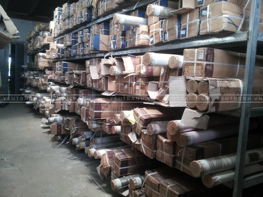 Tổng kho xốp dán tường giá rẻ tại hà nội