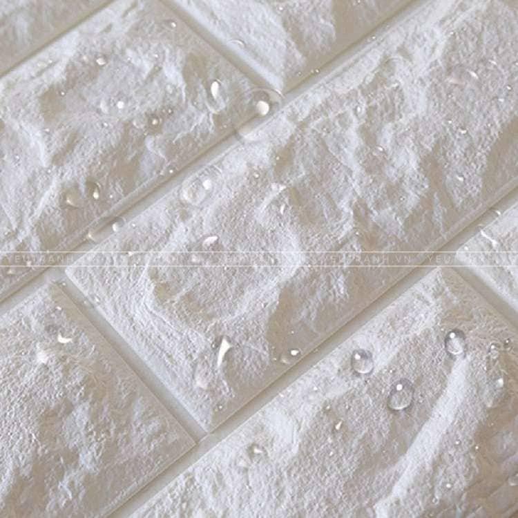 ưu điểm chống thấm nước tốt, dễ dàng lau sạch